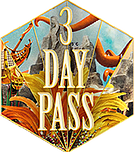 SG 3-DAY PASS - SYMPOSIUM PASS